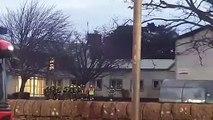 Liberton Primary School Fire