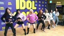 [IDOL RADIO] cignature ★☆Girl group medley dance☆★