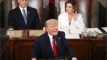 Trump Delivers Highly Politicized State Of The Union Address
