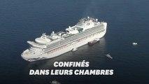 Coronavirus: dix personnes contaminées à bord d'un bateau de croisière au Japon