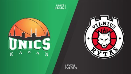 7Days EuroCup Highlights Top 16, Round 5: UNICS 82-69 Rytas