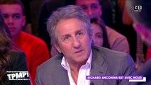 """Richard Anconina à propos de Coluche : """"Mon meilleur souvenir au cinéma restera celui avec Coluche"""""""