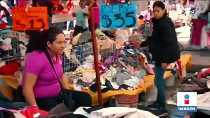 Atleta discapacitada vende ropa para pagar sus traslados