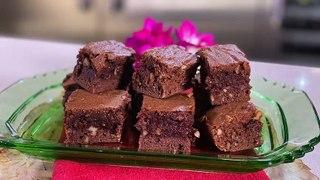 Brownies fáciles y rápidos para San Valentín
