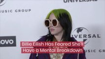 Billie Eilish Talks About Her Mental State
