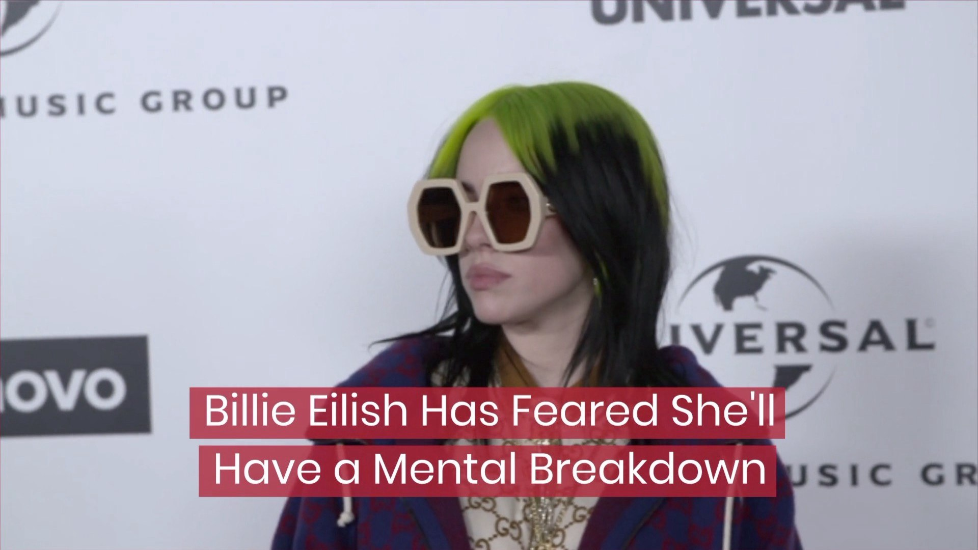 Billie Eilish Talks About Her Mental State