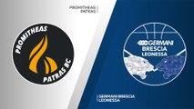 Promitheas Patras - Germani Leonessa Brescia Highlights   7DAYS EuroCup, T16 Round 5