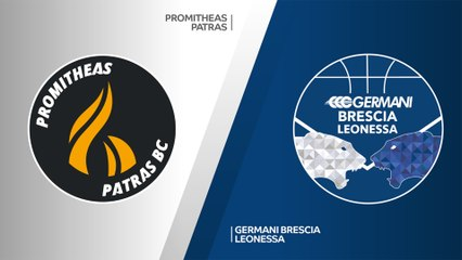 7Days EuroCup Highlights Top 16, Round 5: Promitheas 67-56 Brescia