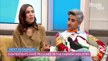 Tan France & Alexa Chung Say 'Next in Fashion' Is 'Echoing' the Industry by Working in Teams