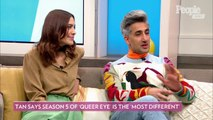 Tan France Says Antoni 'Would've Tried to Date' 'Next in Fashion' Costar Alexa Chung in College