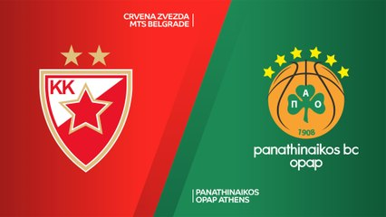 EuroLeague 2019-20 Highlights Regular Season Round 23 video: Zvezda 78-73 Panathinaikos