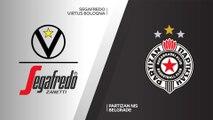 Segafredo Virtus Bologna - Partizan NIS Belgrade Highlights   7DAYS EuroCup, T16 Round 5