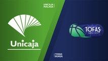 Unicaja Malaga - Tofas Bursa Highlights   7DAYS EuroCup, T16 Round 5