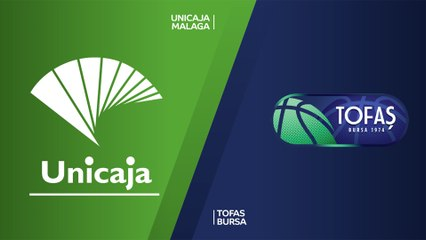 7Days EuroCup Highlights Top 16, Round 5: Unicaja 76-68 Tofas