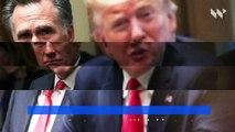 Mitt Romney Votes for Trump'sConviction in Impeachment Trial