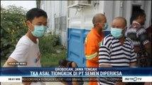 Antisipasi Wabah Corona, TKA Asal Tiongkok di Grobogan Diperiksa Secara Medis