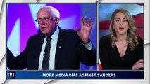 Media Conveniently Forgets Bernie Sanders
