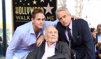 Kirk Douglas est décédé à l'âge de 103 ans, a annoncé son fils Michael.