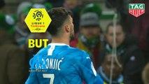 But Nemanja RADONJIC (85ème) / AS Saint-Etienne - Olympique de Marseille - (0-2) - (ASSE-OM) / 2019-20