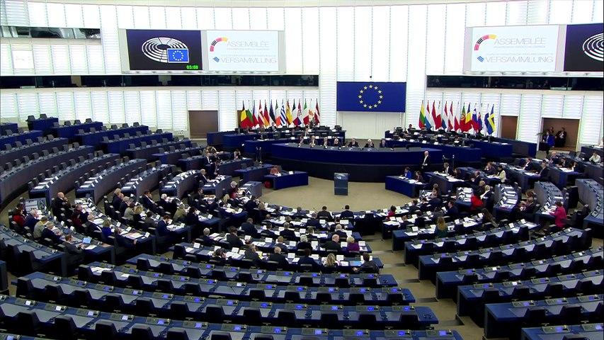 Assemblée Parlementaire franco-allemande - Mercredi 5 février 2020
