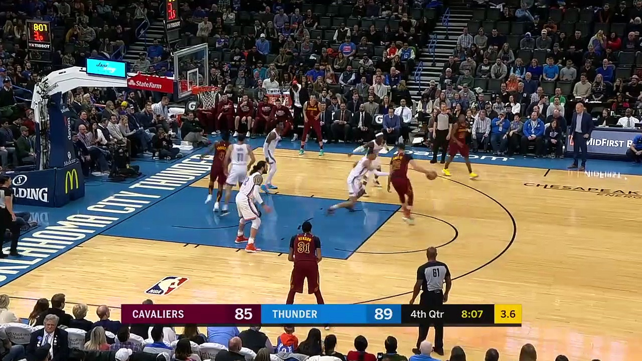 NBA'de Gecenin En Güzel 10 Oyunu | 05.02.2020
