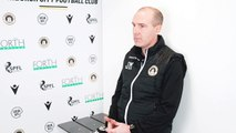 From the Dugout | Edinburgh City Rugby Interview | February 6th 2020
