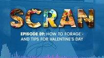 Scran - Episode 009: How to forage - and tips for Valentine's Day