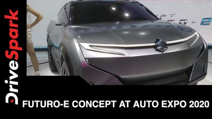 Maruti Concept at Auto Expo 2020 | Maruti Concept  First Look, Features & More