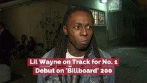Lil Wayne's New Album On Billboard