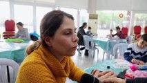 Akhisar'da çocuklara eğlence, ailelere psikolojik destek