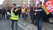 Manifestation contre la réforme des retraites du jeudi 6 février 2020