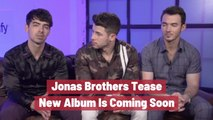 The Jonas Brothers Will Bring A 2020 Album