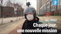 Survivre à Wuhan : « on se croirait dans un jeu vidéo post-apocalyptique »