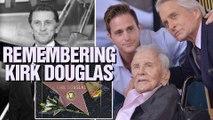 Remembering Kirk Douglas