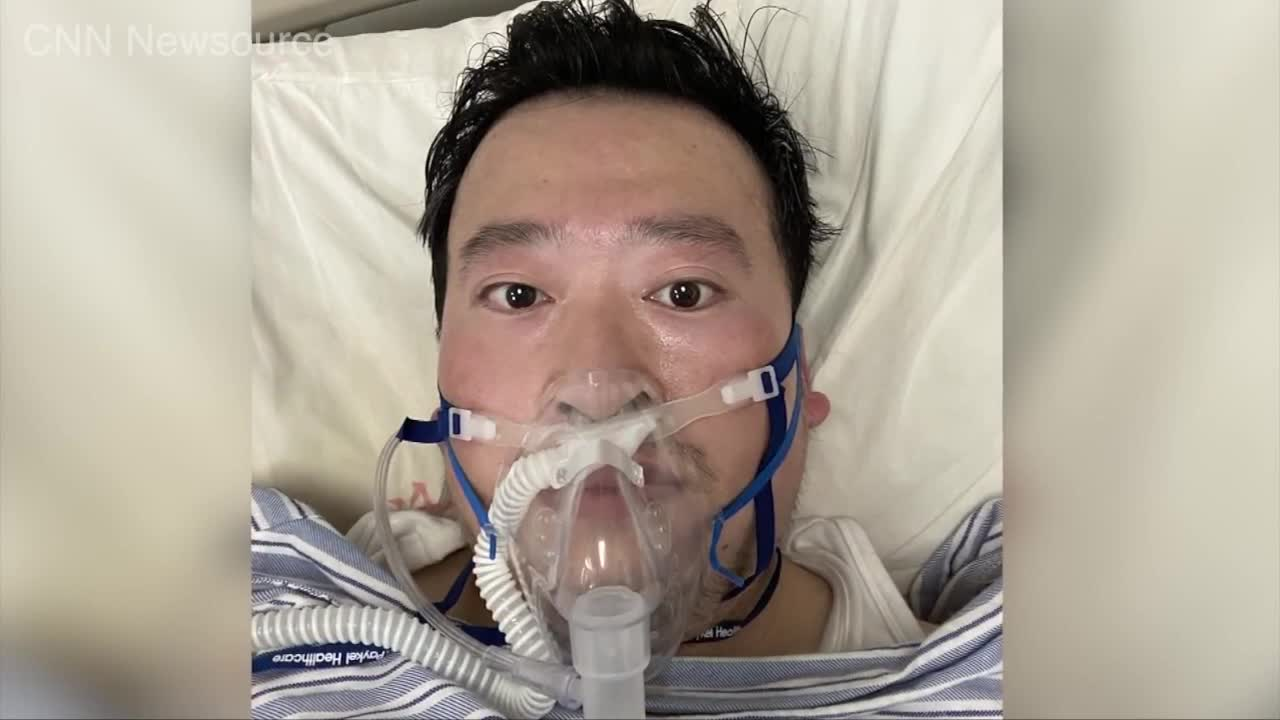 Wuhan Coronavirus Whistleblower Doctor Dies