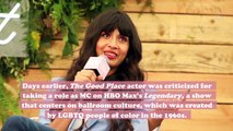 Jameela Jamil came out as queer amid backlash to her casting on HBO's voguing competition show