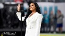 Demi Lovato Set to Host Quibi Talk Show   THR News