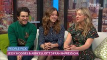 Watch the 'Indebted' Cast Do Their Best Fran Drescher Impression!