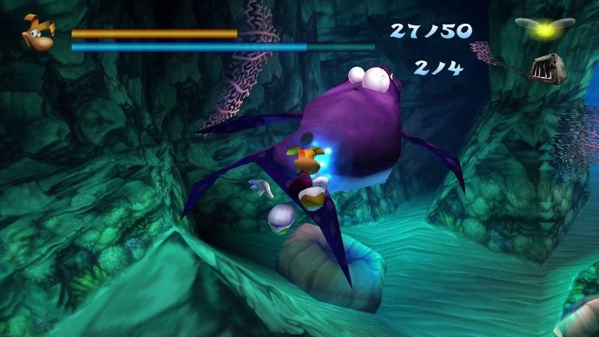MortaLet's Play - Rayman 2 The Great Escape (PC) [Partie 11 : La Baie des Baleines]