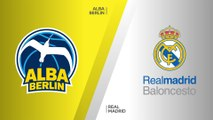 ALBA Berlin - Real Madrid Highlights | Turkish Airlines EuroLeague, RS Round 24