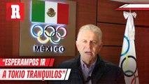 """Carlos Padilla: """"Con el Coronavirus tenemos obviamente un semáforo de alerta"""""""