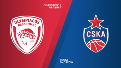 EuroLeague 2019-20 Highlights Regular Season Round 24 video: Olympiacos 72-59 CSKA