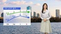 [날씨] 추위 낮부터 풀려...오후부터 중국발 스모그 유입 / YTN
