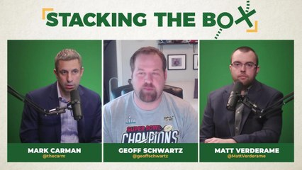 Which playoff teams are in jeopardy of missing in 2020 | Stacking the Box