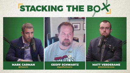 What did the win do for Patrick Mahomes's legacy? | Stacking the Box