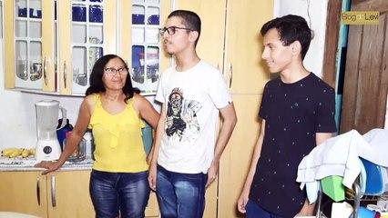 Filho de empregada doméstica de Sousa recorre a campanha para ingressar na faculdade de medicina