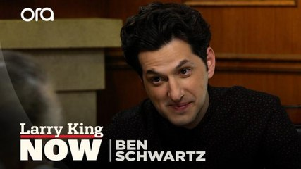 """""""He has a power over the audience"""": Ben Schwartz on """"magnificent"""" Jim Carrey"""