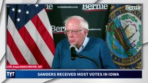 Final Iowa Numbers Give Bernie VICTORY