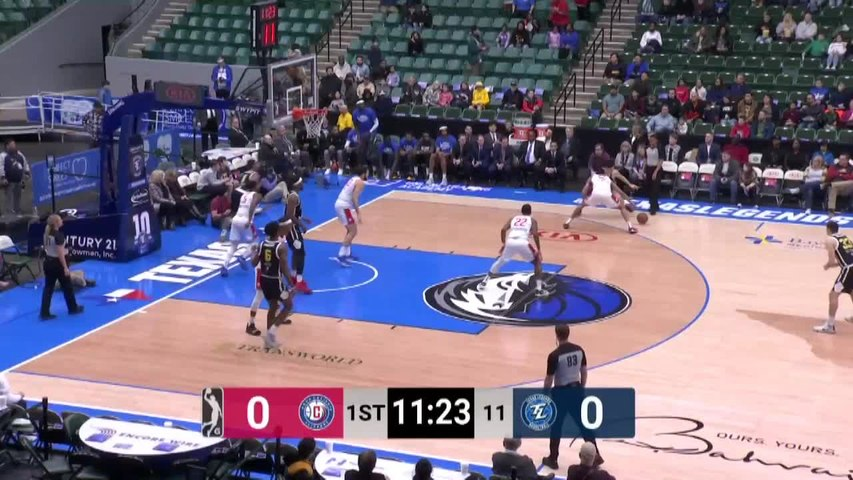 Xavier Rathan-Mayes (23 points) Highlights vs. Texas Legends