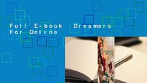 Full E-book  Dreamers  For Online